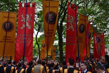 Commemorazioni in omaggio a Plinio Corrêa de Oliveira